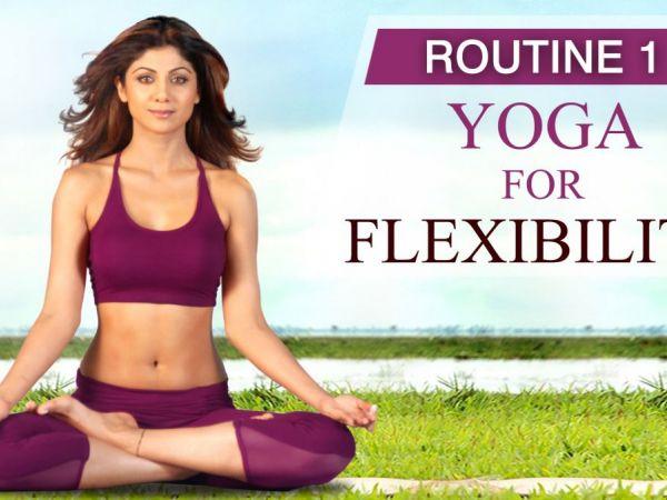 Top Shilpa Shetty Yoga Benefits