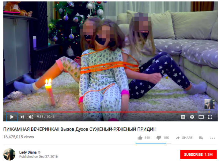 Unsettling Trend Thousands With Special >> Youtube Is Addressing Its Massive Child Exploitation Problem Tanjo